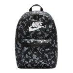 Nike Hertiage AOP Rucksack Schwarz F010