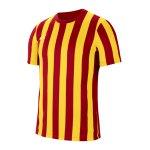 Nike Division IV Striped Trikot kurzarm Weiss F104