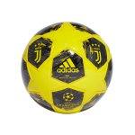 adidas Juventus Turin Finale18 Miniball Gelb