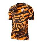 Nike Galatasaray Istanbul Prematch Shirt 2021/2022 Kids F804