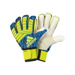 adidas Predator Ultimate TW-Handschuh Gelb Blau