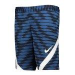 Nike Strike 21 Short Kids Schwarz Weiss F010