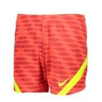 Nike Strike 21 Knit Short Damen Braun Rot F273