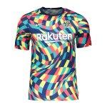 Nike FC Barcelona Prematch Shirt 2020/2021 Blau F492