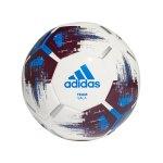 adidas Team Sala Fussball Weiss Rot Blau