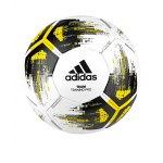 adidas Team Trainingpro Trainingsball Weiss Gelb