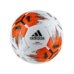 adidas Team Topreplique Trainingsball Weiss Orange
