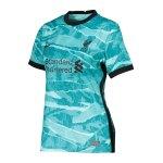 Nike FC Liverpool Trikot Away 2020/2021 Damen Türkis F354
