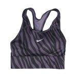 Nike Swoosh Iconclash Sport-BH Damen Schwarz F010