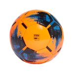 adidas Team Match Winter Spielball Orange