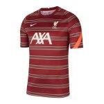 Nike FC Liverpool Prematch Shirt 2021/2022 F678