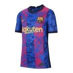 Nike FC Barcelona Trikot Home 2021/2022 Kids F428
