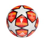 adidas Finale M Trainingsball Weiss Rot