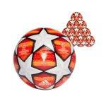 adidas Finale Lightball 290 Gramm Weiss Rot
