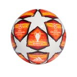 adidas Finale Competition Trainingsball Weiss Rot