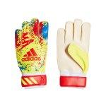 adidas Classic Training TW-Handschuh Gelb Rot