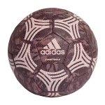 adidas Tango Skillz Streetsoccer Ball Grau Rot