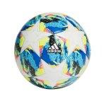 adidas Finale Lightball 350 Gramm Weiss Türkis