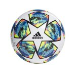 adidas Finale OMB Spielball Weiss Gelb
