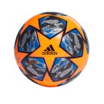 adidas Finale OMB Spielball Orange Blau
