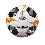 Molten Offizieller Spielball Europa League 19/20 Weiss