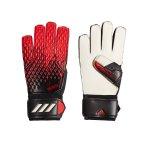 adidas Predator MTC TW-Handschuh Schwarz Rot