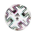 adidas LGE Uniforia Trainingsball Weiss Schwarz