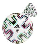 adidas LGE Uniforia Trainingsball Futsal Weiss