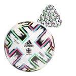 adidas LGE Uniforia Trainingsball Futsal Weiss