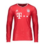 adidas FC Bayern München Trikot Home langarm 2020/2021
