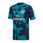 adidas FC Arsenal London Prematch Shirt Kids Grün