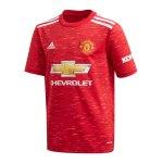 adidas Manchester United Trikot Home 2020/2021 Kids