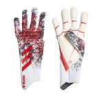 adidas Predator Pro Neuer TW-Handschuh Weiss Rot
