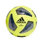 adidas Tiro League Trainingsball Weiss Orange
