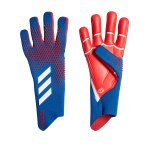 adidas Predator Pro TW-Handschuh Blau Rot