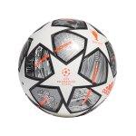 adidas Finale Com Istanbul Fussball Weiss
