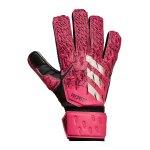 adidas Predator Match Torwarthandschuhe Pink Lila