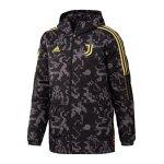 adidas Juventus Turin CNY Padded Jacke Schwarz