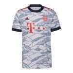 adidas FC Bayern München Trikot Away 2021/2022 Schwarz