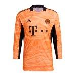 adidas FC Bayern München TW-Trikot 2021/2022 Orange