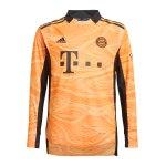 adidas FC Bayern München TW-Trikot 2021/2022 Kids Orange