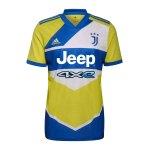 adidas Juventus Turin Trikot Away 2021/2022 Kids Schwarz