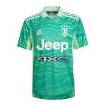 adidas Juventus Turin TW-Trikot 2021/2022 Kids Grün