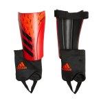 adidas Predator Inflight Match Schienbeinschoner Weiss Gold
