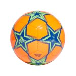 adidas UCL Finale 21 Club Spielball Weiss