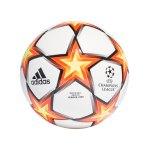 adidas UCL Finale 21 LGE Lightball 350 Gramm Weiss