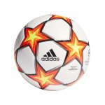 adidas UCL Finale 21 LGE Lightball 290 Gramm Weiss