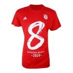 adidas FC Bayern München Meistershirt 2020 Kids