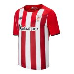 New Balance Athletic Bilbao Trikot Home 2021/2022 Rot Weiss FHME