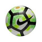 Nike Fussball Premier Team FIFA Weiss Silber F100